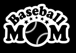 Baseball Mom (Ball in Mom)