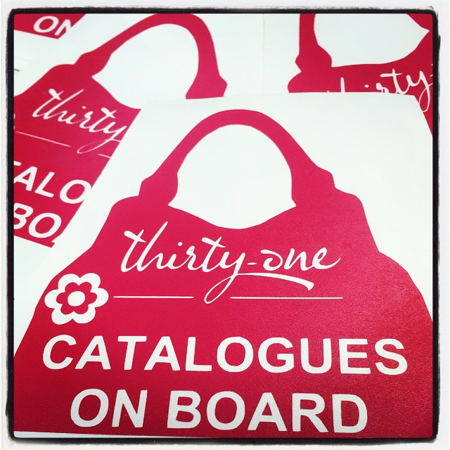 Catalogues on Board - 31 gifts