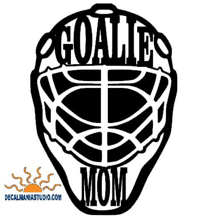 Goalie Mom Mask