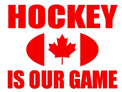 Hockey its our game