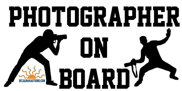 photographer on board