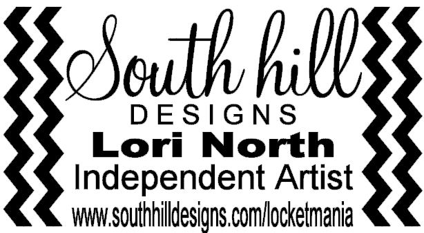 South Hill Designs Vinyl Car Decal (SMALL)