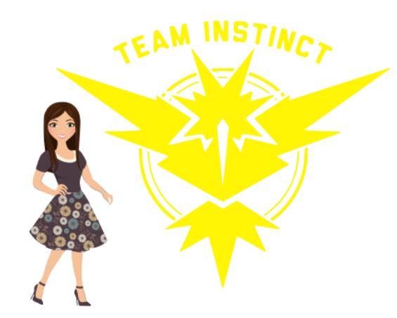 TEAM DECALS - INSTINCT