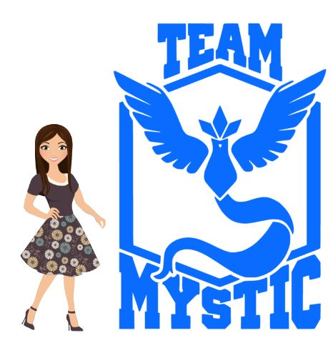 TEAM DECALS - MYSTIC
