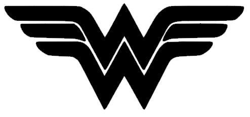 Wonder Woman Decal